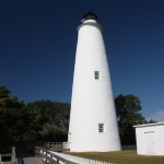 No black and white graphics on this early lighthouse.