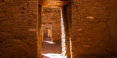 Like No Other:  Chaco Canyon