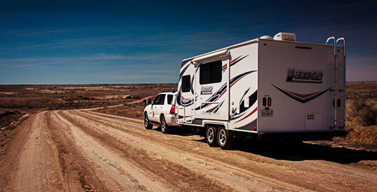 Is It Possible to Take a Camper on The Road to Chaco Canyon?