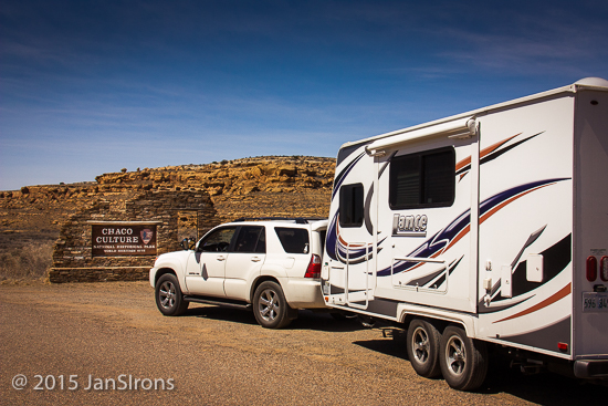 Towing A Travel Trailer With A 6 Cyl Toyota 4 Runner