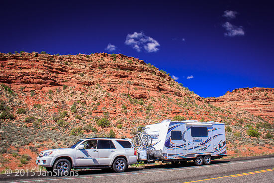 Toyota 4runner Towing Capacity >> Towing A Travel Trailer With a 6 Cyl Toyota 4 Runner ...