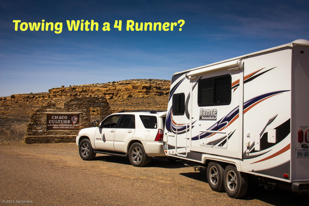 why switch from our 4 runner to a toyota tundra trailer traveler. Black Bedroom Furniture Sets. Home Design Ideas