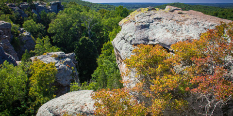 Shawnee National Forest, Southern Illinois