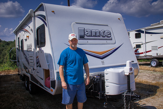 Timmy, our Parts Guru at Middleton RV