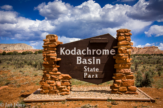 Kodachrome Basin State Park - highly recommended!