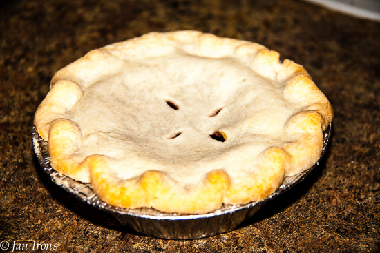 PIES! Fruit pies, of course since Fruita was founded by orchards.