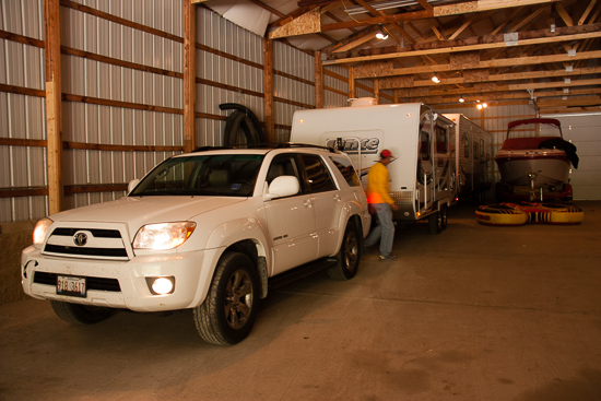 Wax Winterize And Store Your Rv Trailer Traveler