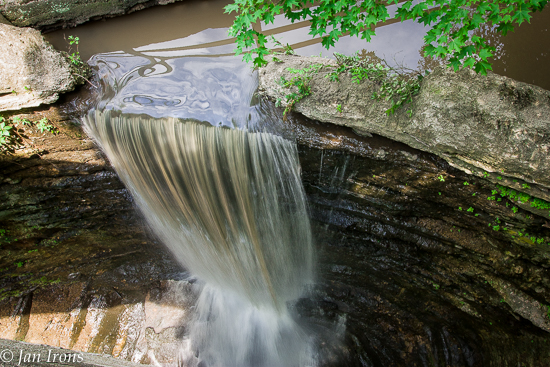 Matthiessen State Park - a stone's throw from Starved Rock State Park.